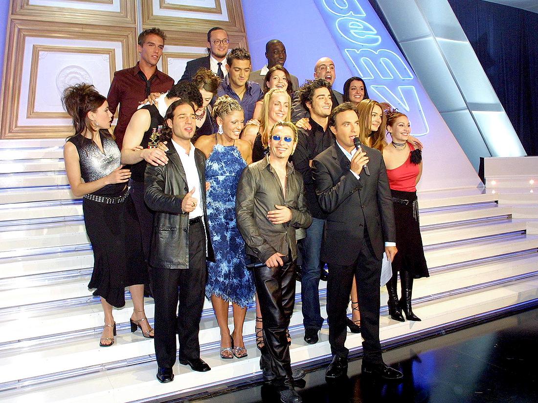Star academy 1 t l r alit grandeur et d cadence elle - Chateau de la star academy ...