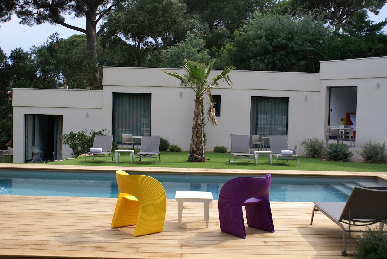 H tel en provence la villa californie grimaud les for Meilleur site pour hotel
