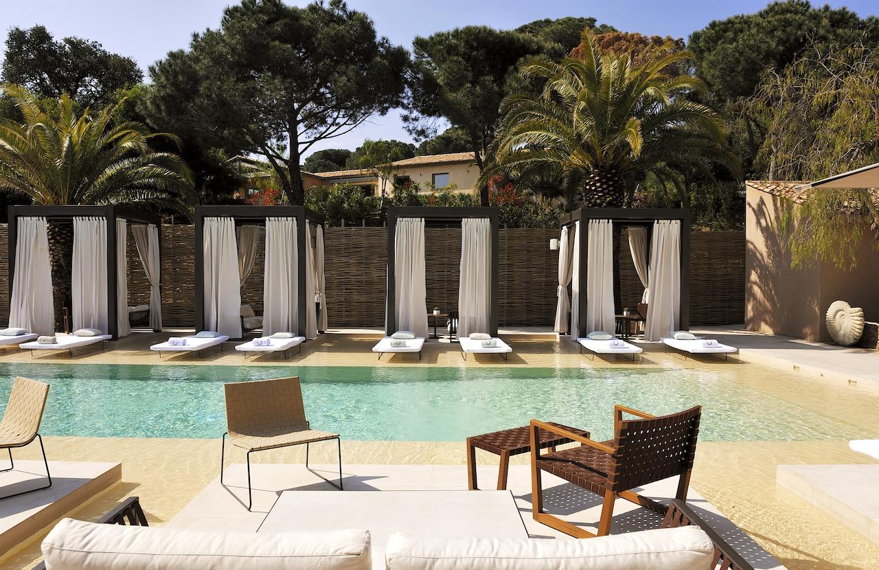 H tel en provence le muse saint tropez ramatuelle for Meilleur site pour reservation hotel