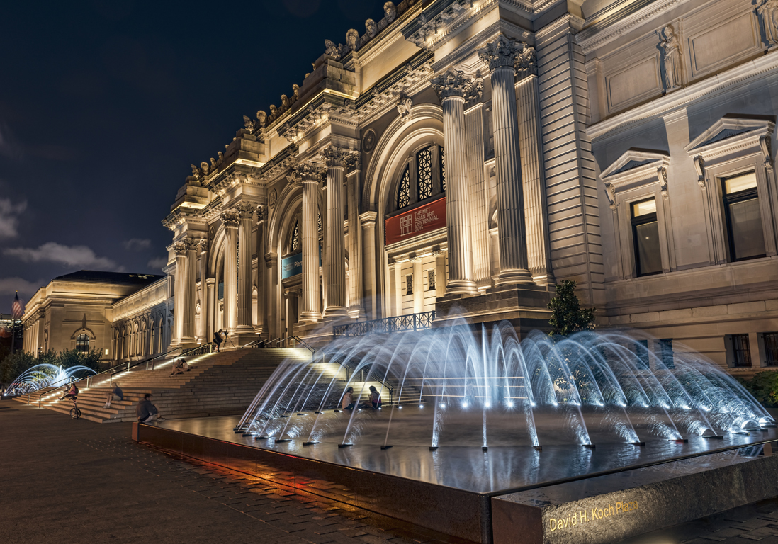 Metropolitan museum of art new york etats unis les for About the metropolitan museum of art