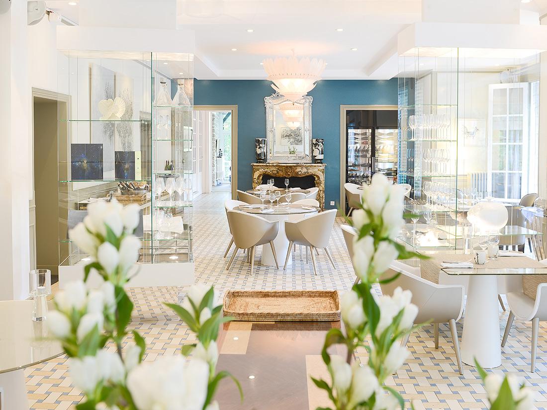 Giverny le jardin des plumes restaurants romantiques for Restaurant le jardin marseille