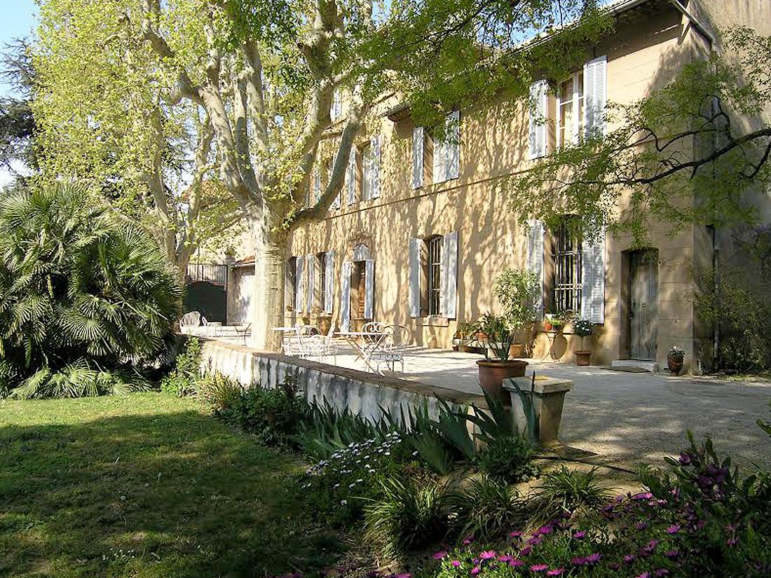 Restaurant Villa Marie Jeanne Marseille
