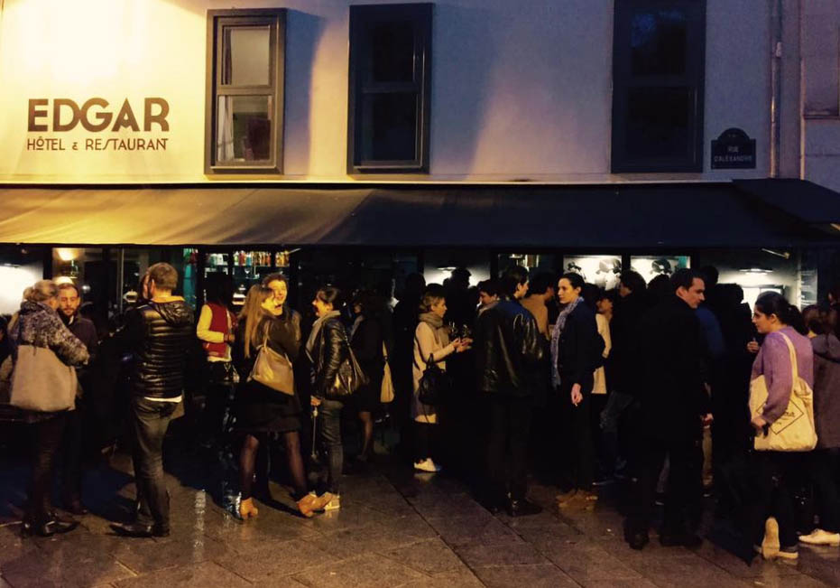 Edgar notre top 10 des restaurants en terrasse paris elle - Restaurant en terrasse paris ...