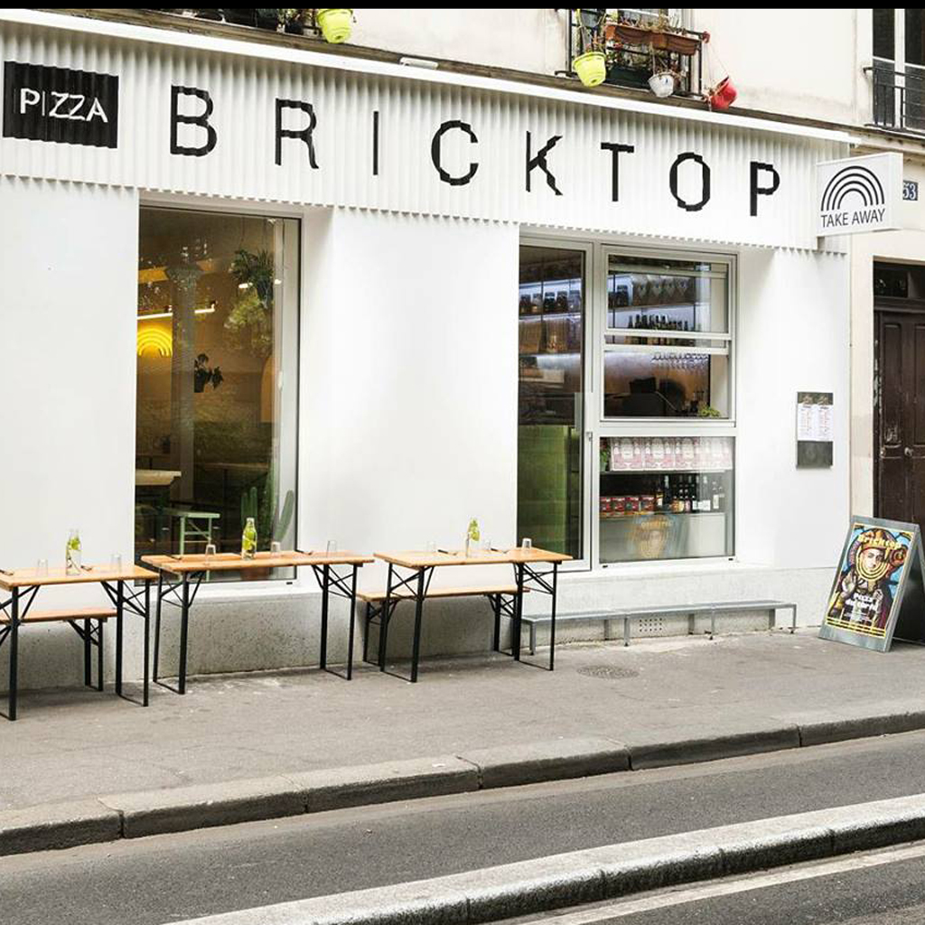 bricktop pizza 10 restaurants pas chers et d licieux paris elle. Black Bedroom Furniture Sets. Home Design Ideas