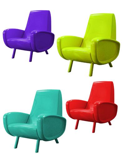 notre coup de c ur le fauteuil ligne claire 50 s pour enfant elle. Black Bedroom Furniture Sets. Home Design Ideas
