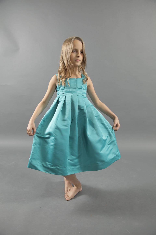 Robes de cort ges color es et l g res pour enfants for Robes pour enfants pour les mariages
