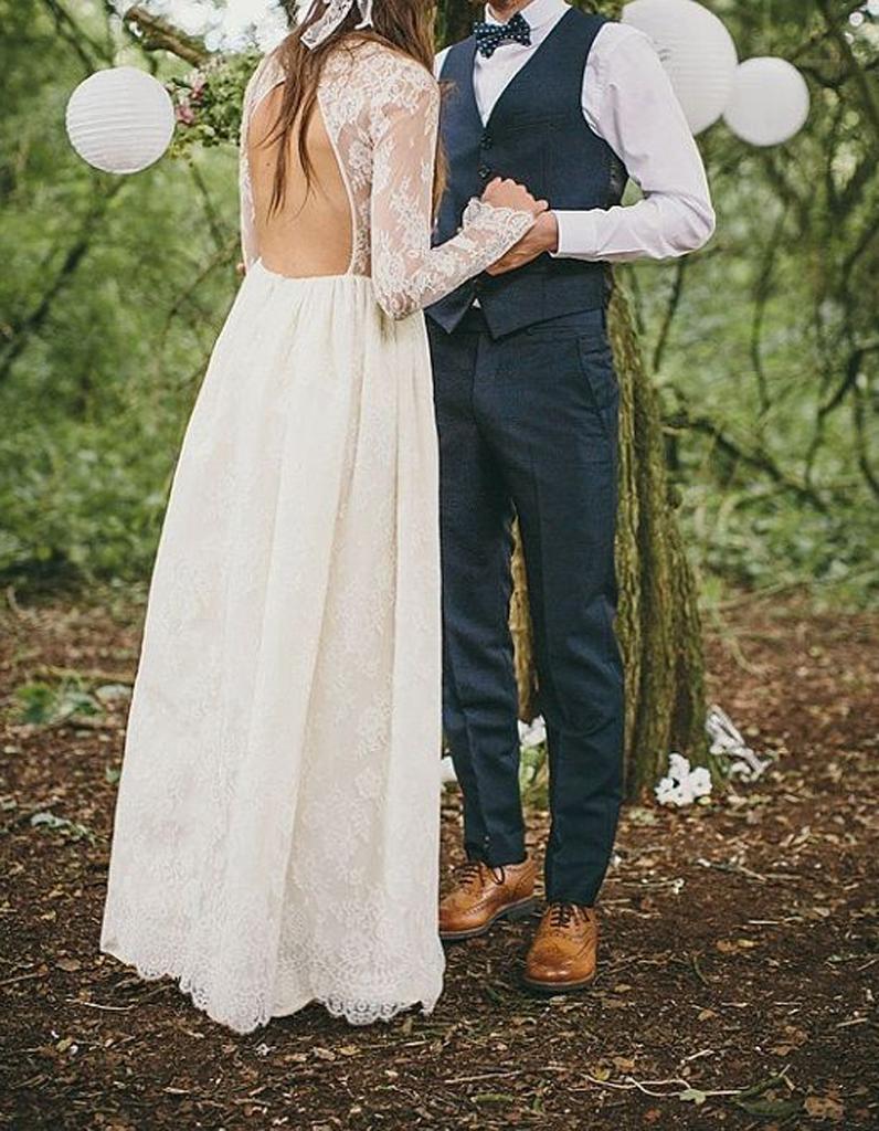 Robe de mariée vintage Etsy - 20 robes de mariée rétro pour avoir ...