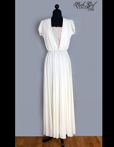 robe de mari e vintage annees 70 100 robes de mari e pas comme les autres elle. Black Bedroom Furniture Sets. Home Design Ideas
