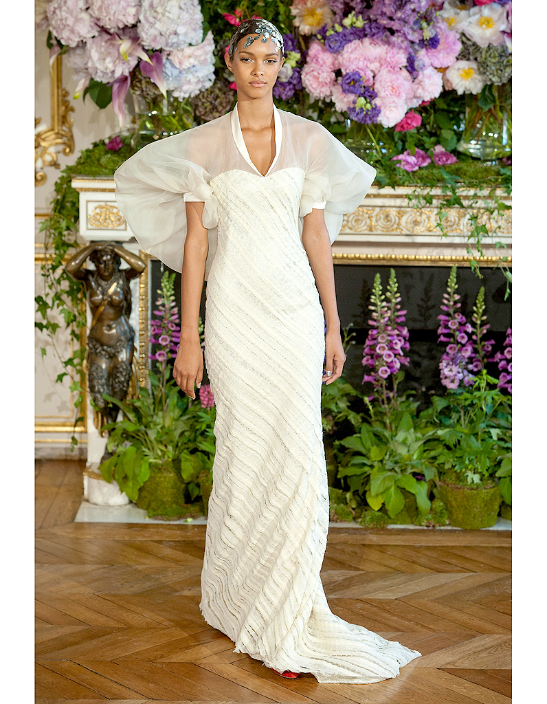 Alexis mabille haute couture nos 15 mari es pr f r es for Prix de robe de mariage en or georges chakra