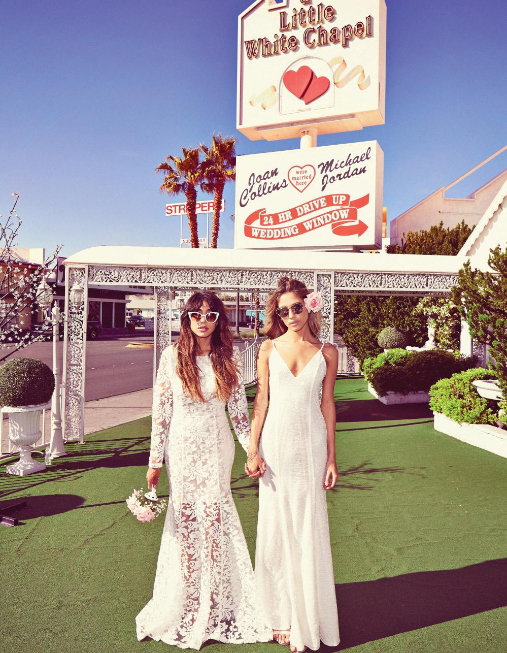 L instant mode missguided lance sa ligne de robes de for Meilleurs sites de robes de mariage en ligne