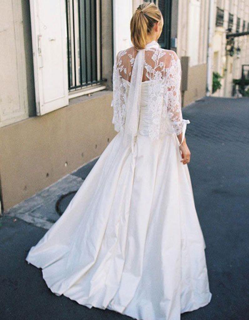 robe de mariee traditionnelle
