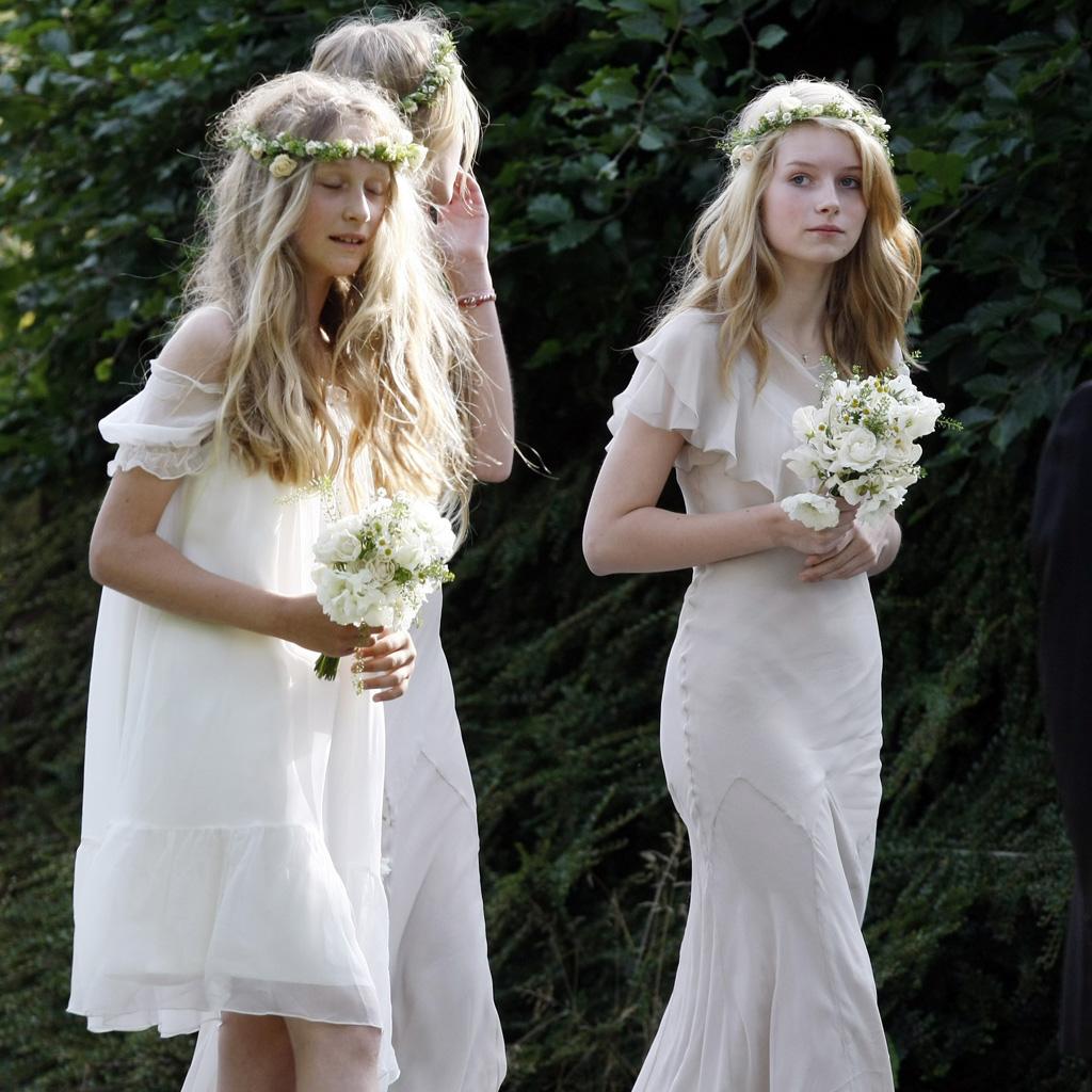 Robe demoiselle d honneur les plus belles robes de for Robes de demoiselle d honneur mariage de printemps