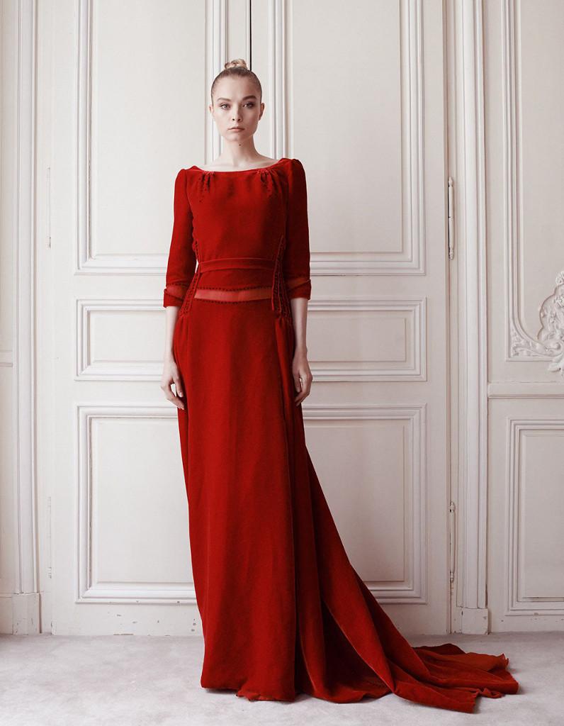Robe de mariee fluide couleur meilleur blog de photos de for Meilleurs sites de robes de mariage en ligne
