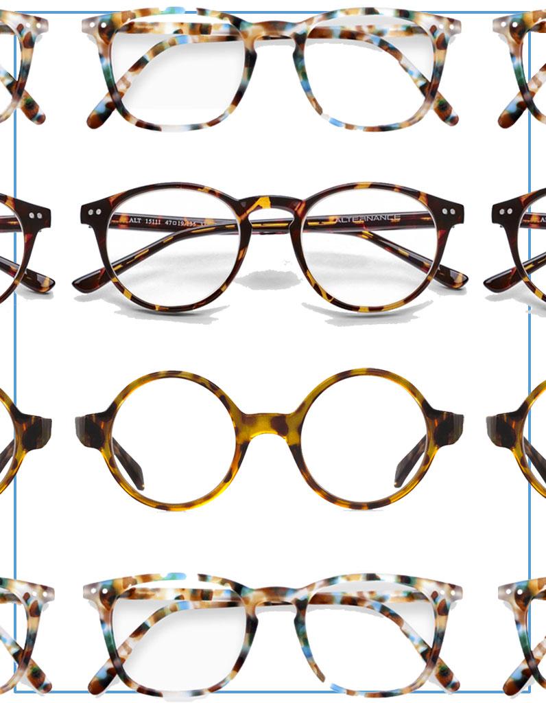lunettes anti lumi re bleue 7 paires styl es contre les. Black Bedroom Furniture Sets. Home Design Ideas