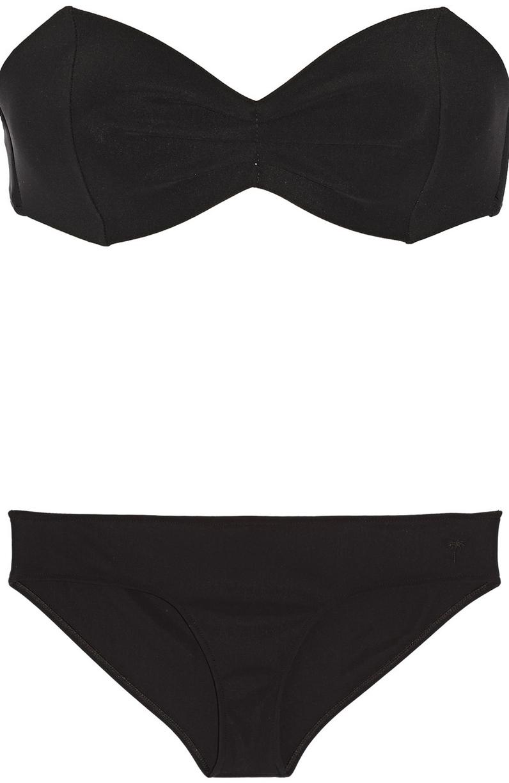 maillot de bain bandeau noir tomas maier 25 maillots de. Black Bedroom Furniture Sets. Home Design Ideas