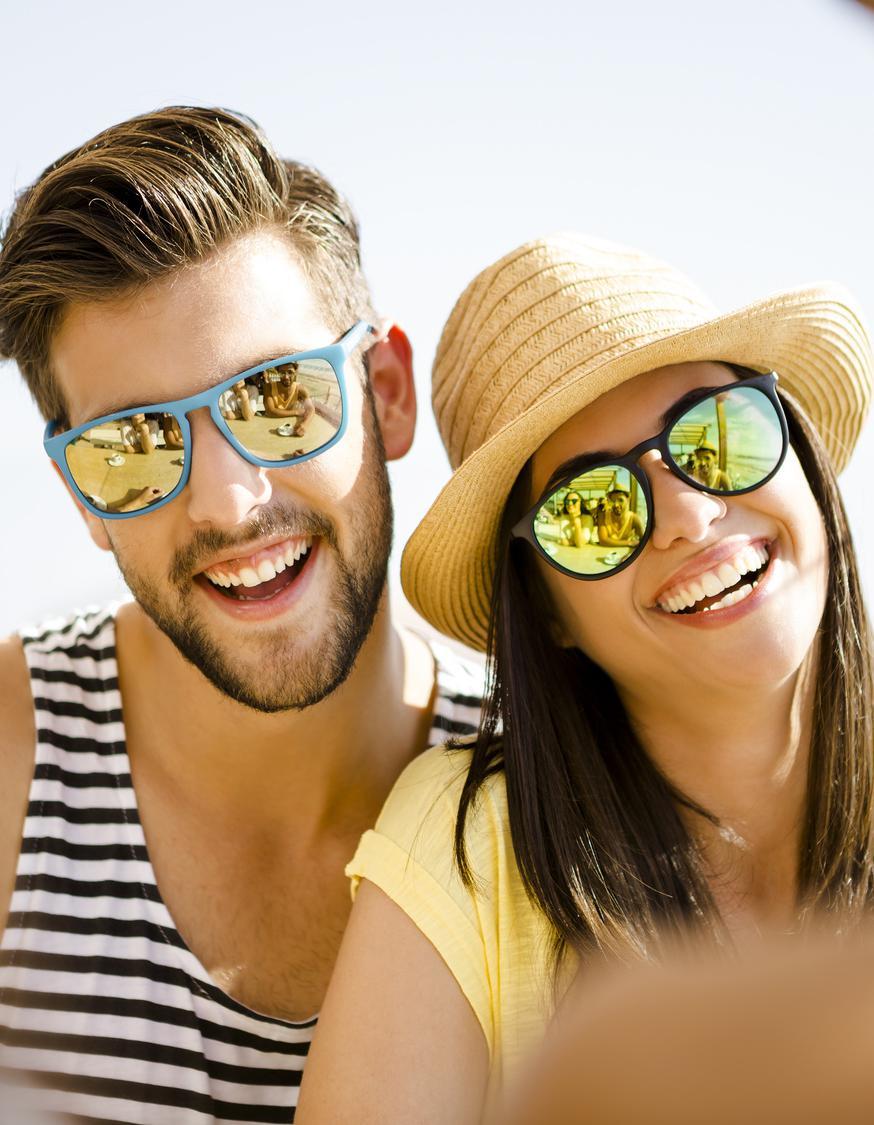 quelles lunettes pour quel visage nos conseils pour bien choisir vos lunettes de soleil elle. Black Bedroom Furniture Sets. Home Design Ideas