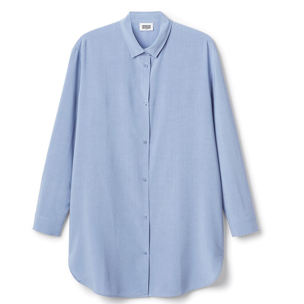 chemise weekday une chemise d homme pour l t oui madame elle. Black Bedroom Furniture Sets. Home Design Ideas