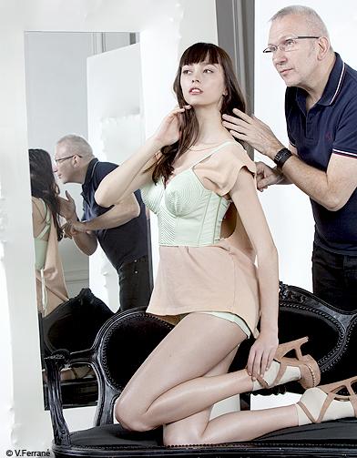 Tendance jean paul gaultier img 5702 la le on de mode du for Jeanne paul gaultier