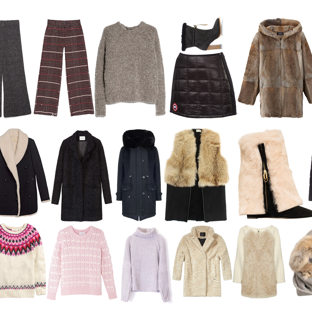 tenue hiver 2015 50 v tements et accessoires pour viter d avoir froid cet hiver elle. Black Bedroom Furniture Sets. Home Design Ideas