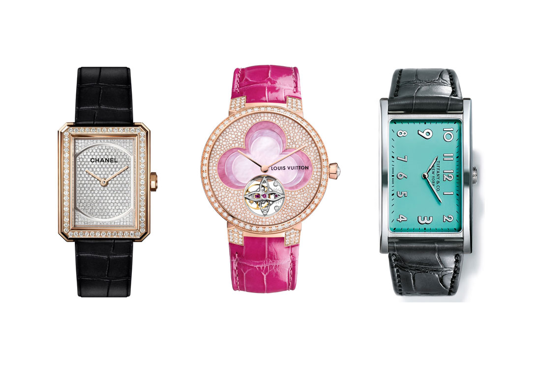 montre luxe 10 montres de luxe qui nous font r ver elle. Black Bedroom Furniture Sets. Home Design Ideas
