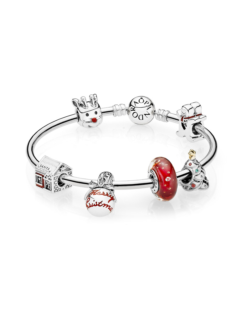 pandora bracelet jonc coeur