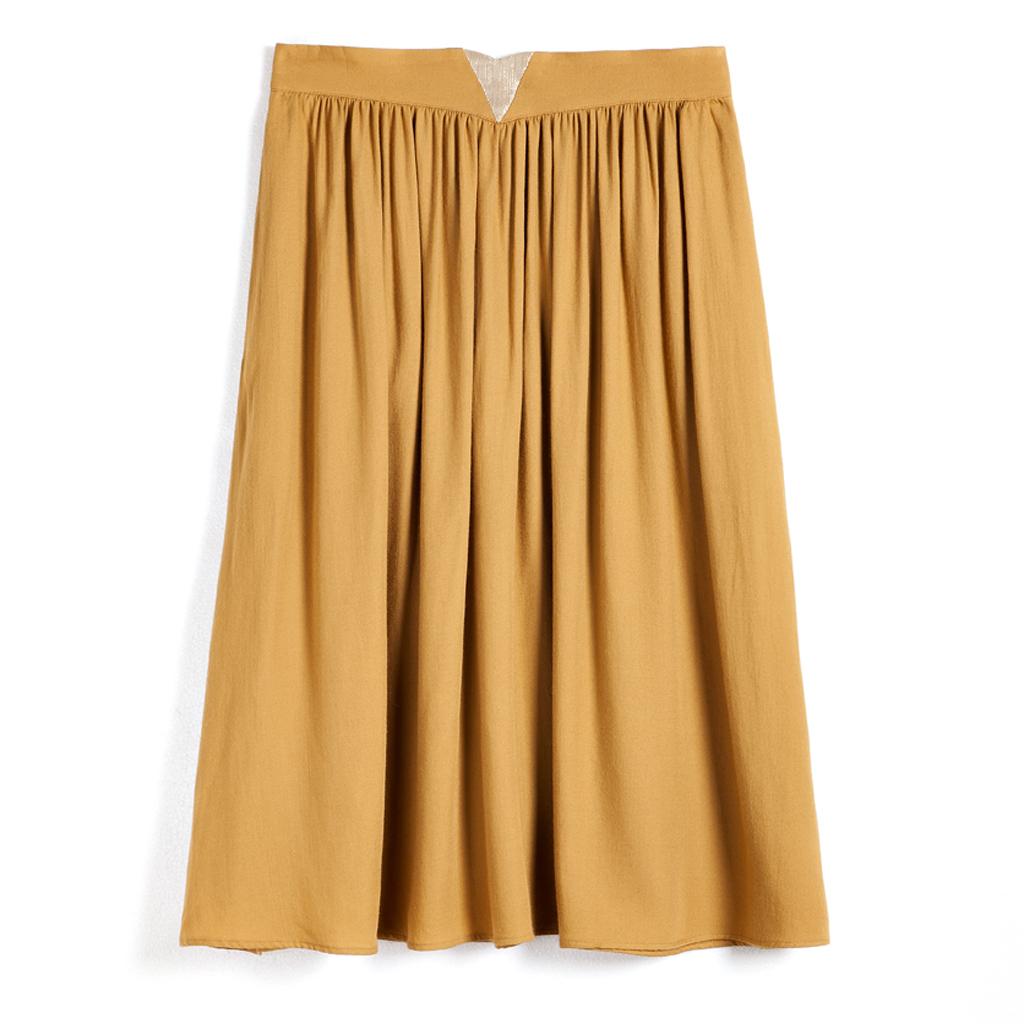 jupe taille haute ample 23 jupes taille haute pour un. Black Bedroom Furniture Sets. Home Design Ideas