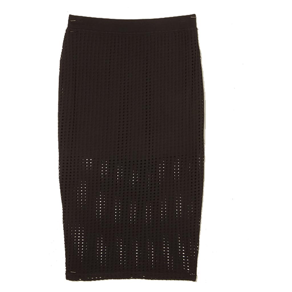 jupe taille haute noire 23 jupes taille haute pour un. Black Bedroom Furniture Sets. Home Design Ideas