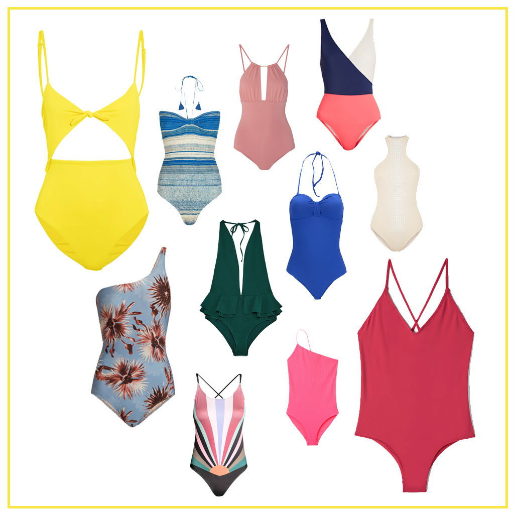 maillot de bain 1 pi ce 20 maillots de bain une pi ce qui nous font un corps de na ade elle. Black Bedroom Furniture Sets. Home Design Ideas