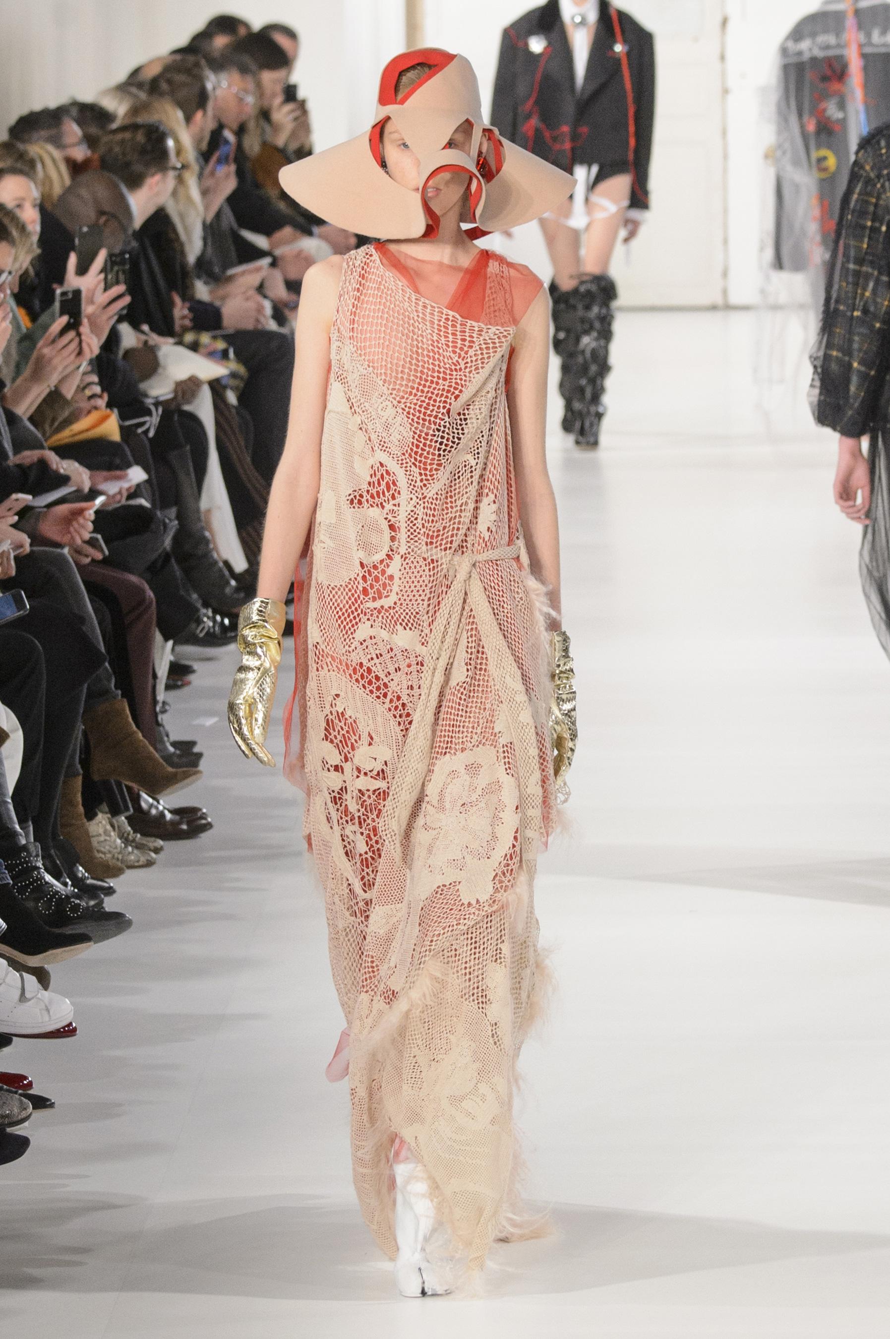 D fil maison margiela haute couture printemps t 2017 for Maison de la mode puteaux