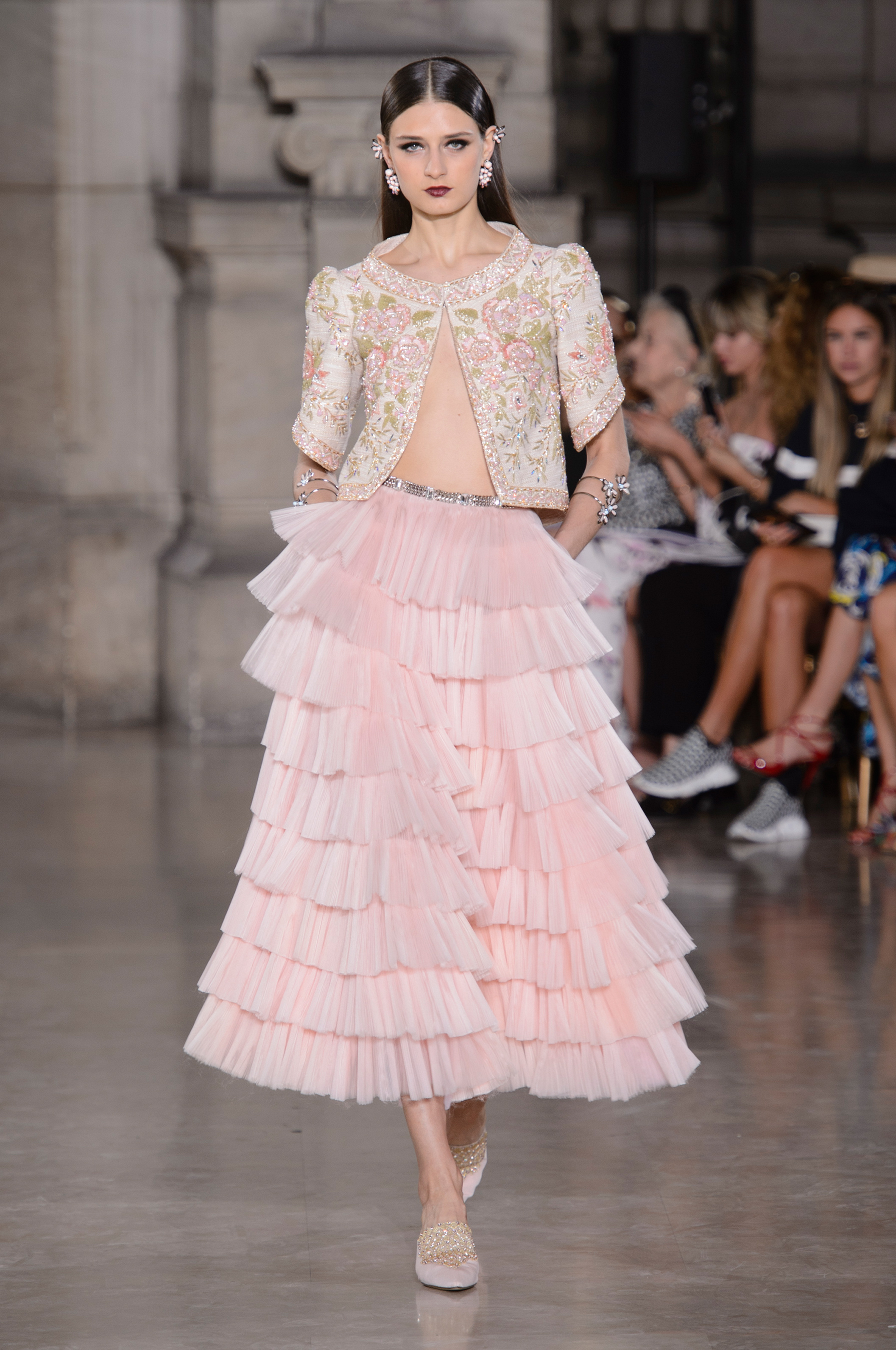 D fil georges hobeika haute couture automne hiver 2017 for A haute couture