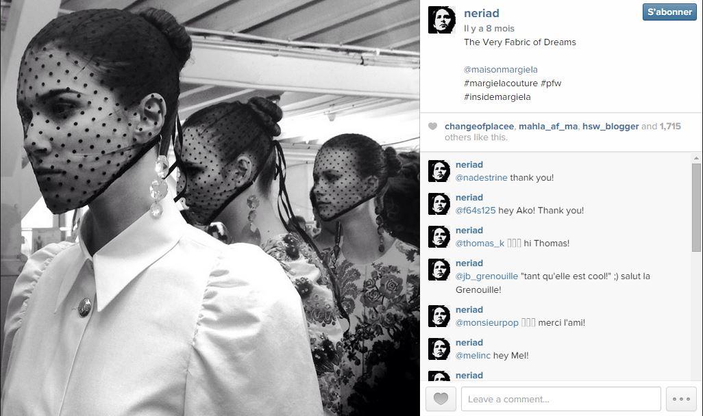 Adrien brunel les 101 comptes instagram suivre pendant la fashion week elle - Qui suivre sur instagram ...