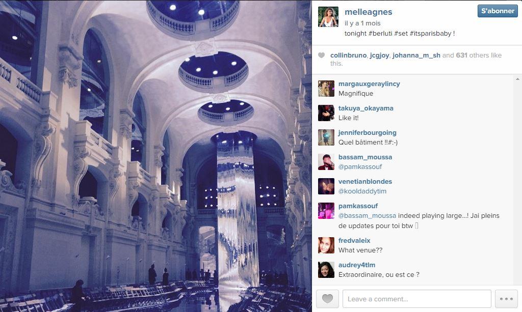 Mademoiselle agn s les 101 comptes instagram suivre pendant la fashion week elle - Qui suivre sur instagram ...