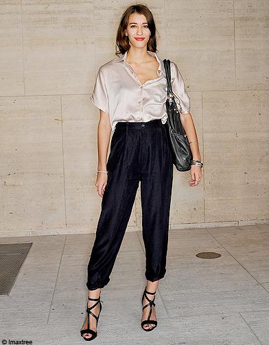 10 Fashion Week Les New Yorkaises Font Leur Show Elle