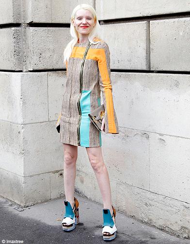 Mode Street Style Fashion Week Paris 14 Les Fashionistas Au Top Pour La Fashion Week De Paris