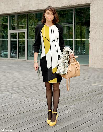 Mode Street Style Fashion Week Paris 18 Les Fashionistas Au Top Pour La Fashion Week De Paris