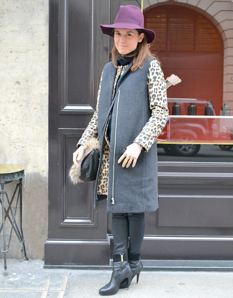 Ilaria Casati Street Style Fashion Week Street Style La Tenue De Fashion Week Des Filles Du