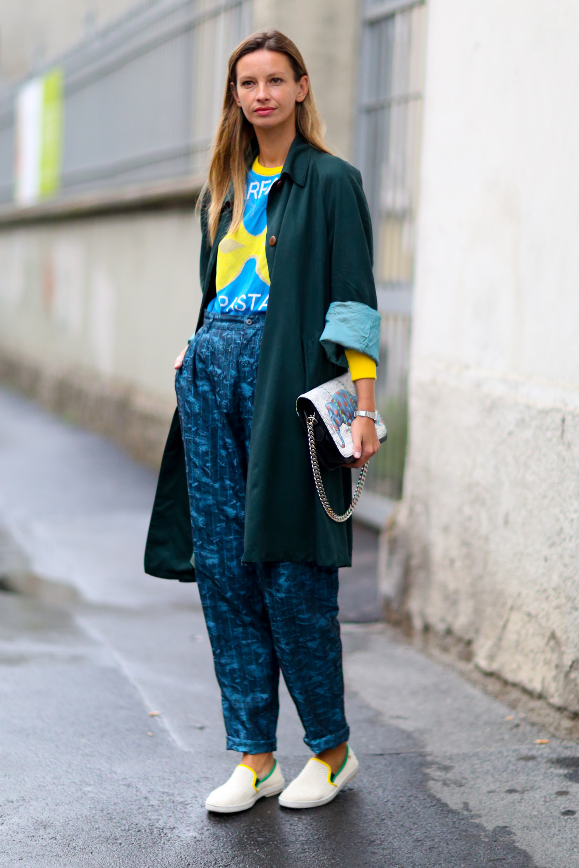 Style Casual Chic Street Style 20 Filles Qui Portent