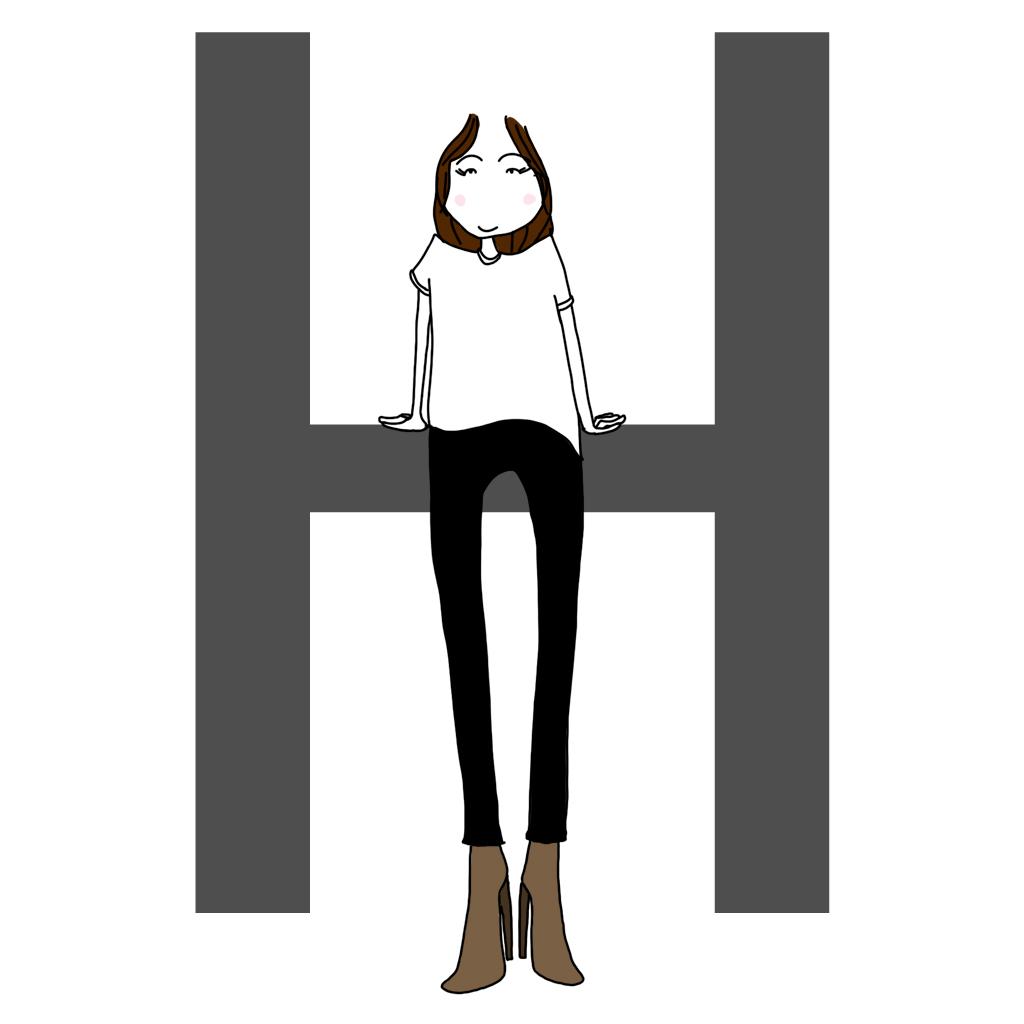 morphologie en h conseils pour savoir comment s habiller avec une morphologie en h elle. Black Bedroom Furniture Sets. Home Design Ideas