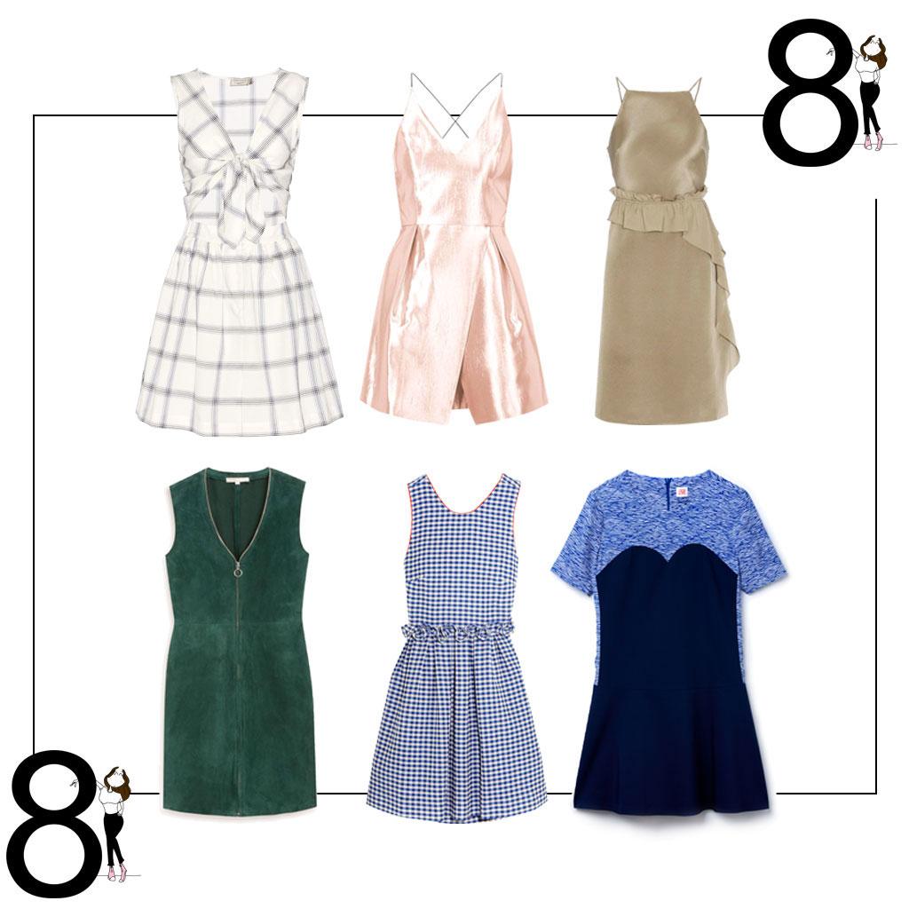 robe pour morphologie en 8 15 robes pour ma morphologie en 8 elle. Black Bedroom Furniture Sets. Home Design Ideas