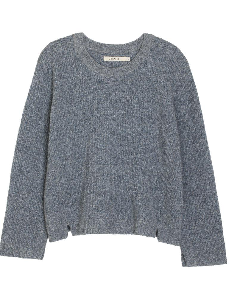 pull en laine bleu ciel j brand 30 pulls en laine pour tre au chaud tout l hiver elle. Black Bedroom Furniture Sets. Home Design Ideas