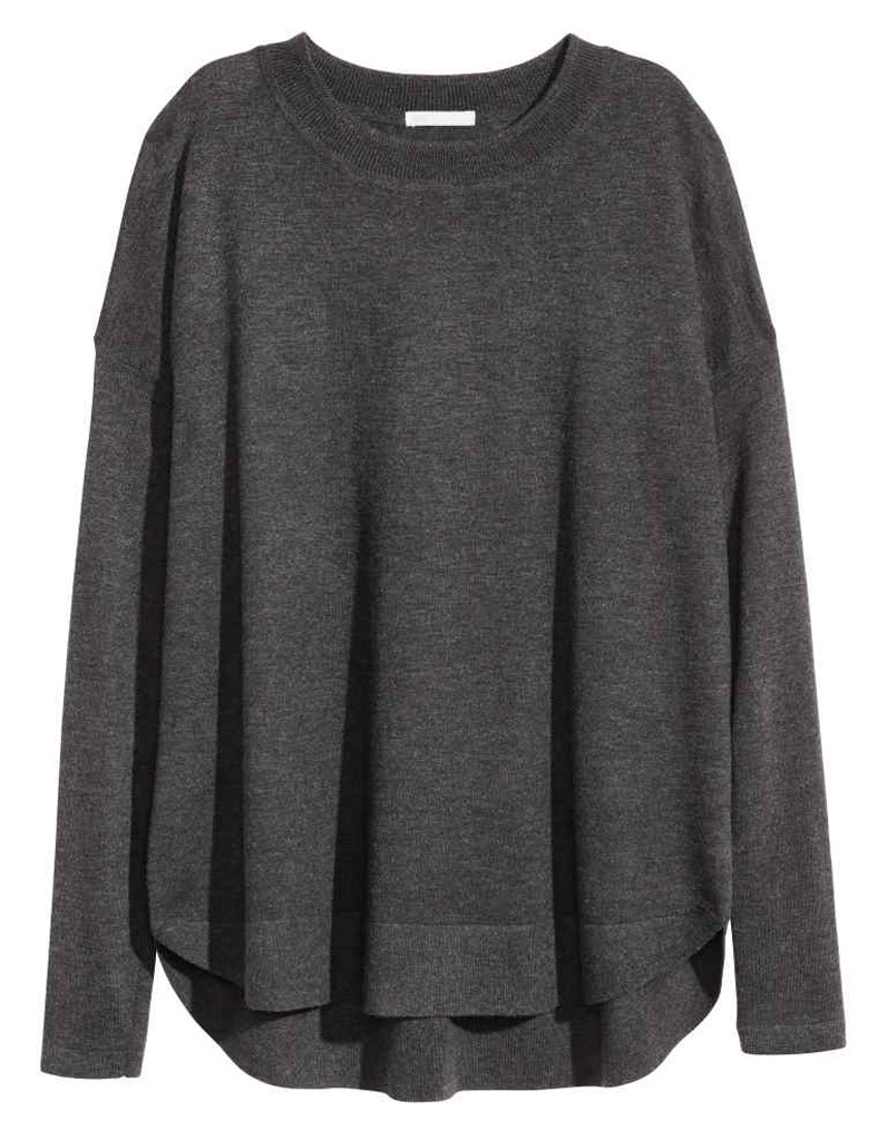 Bien connu Pull en laine H&M - 30 pulls en laine pour être au chaud tout l  TY07