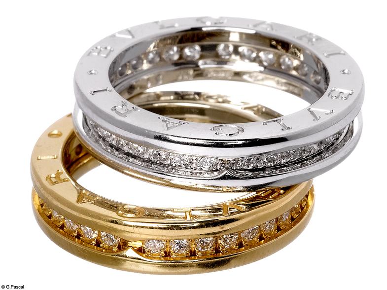 Super Mode diaporama accessoire bijoux mariage alliance bulgari  QK22