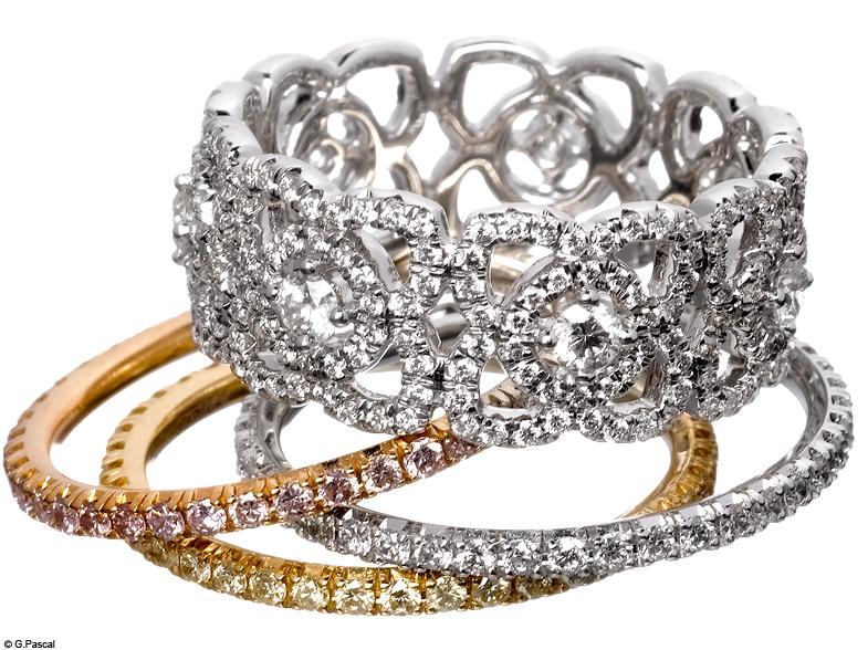... bijoux mariage alliance de beers - Mariage : des néo-alliances - Elle