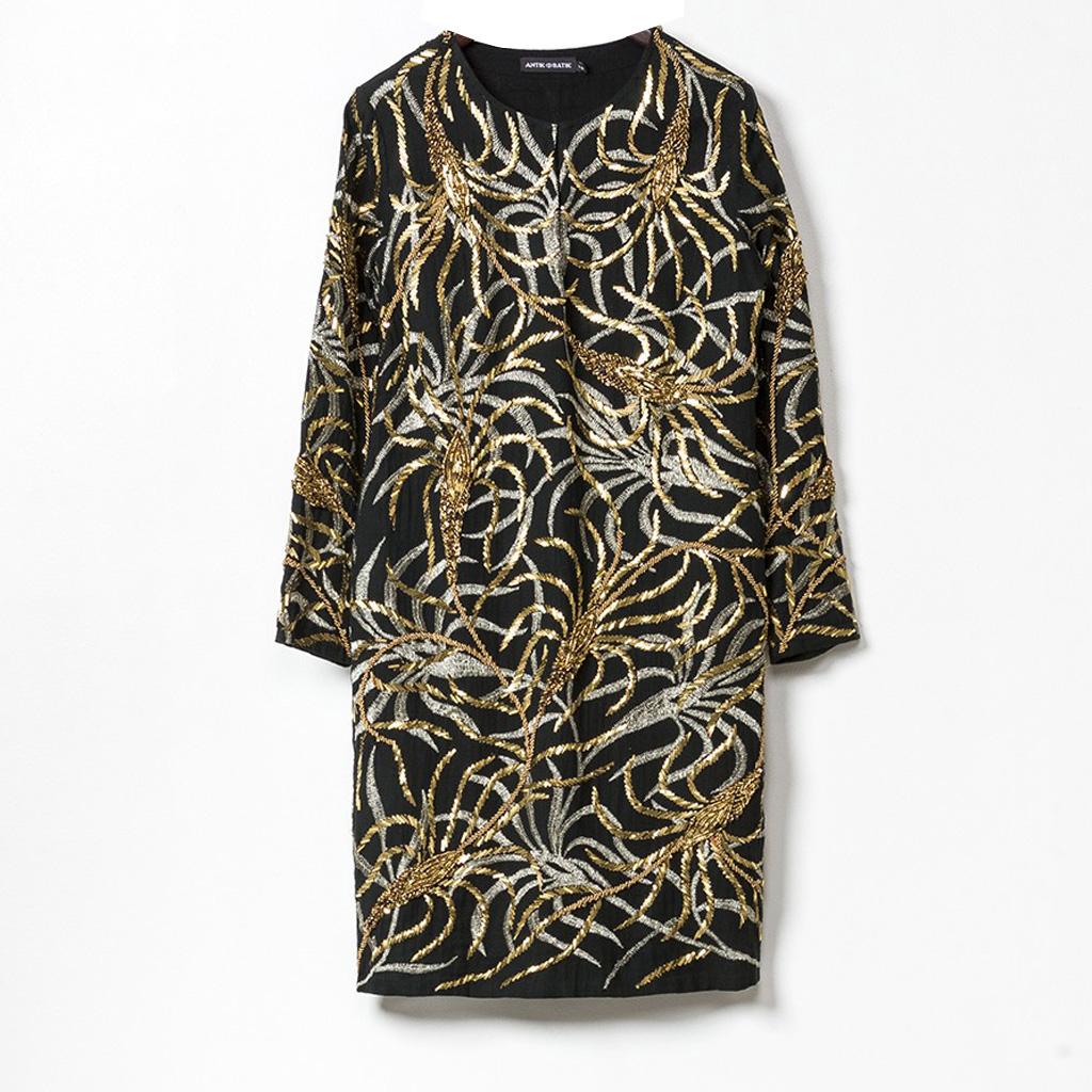 robe brod e antik batik 50 robes du soir qui ne passent. Black Bedroom Furniture Sets. Home Design Ideas