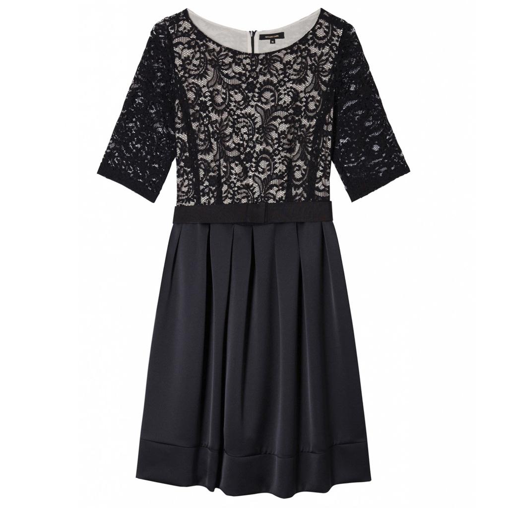 robe dentelle g rard darel 50 robes du soir qui ne passent pas inaper ues elle. Black Bedroom Furniture Sets. Home Design Ideas