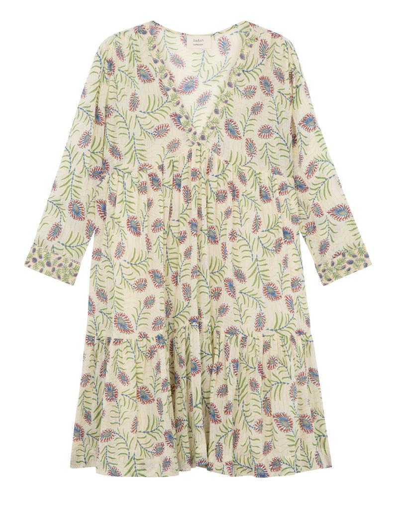 belle robe ba sh 30 belles robes pour le retour des beaux jours elle. Black Bedroom Furniture Sets. Home Design Ideas