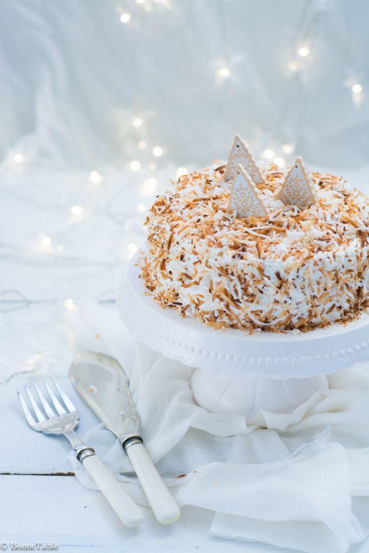 Gateau Leger Pour Layer Cake