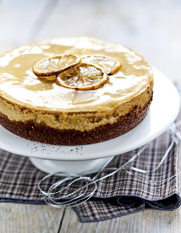 Berühmt Repas de Noël sans gluten : Cheesecake vegan noix de cajou lait de  IF27