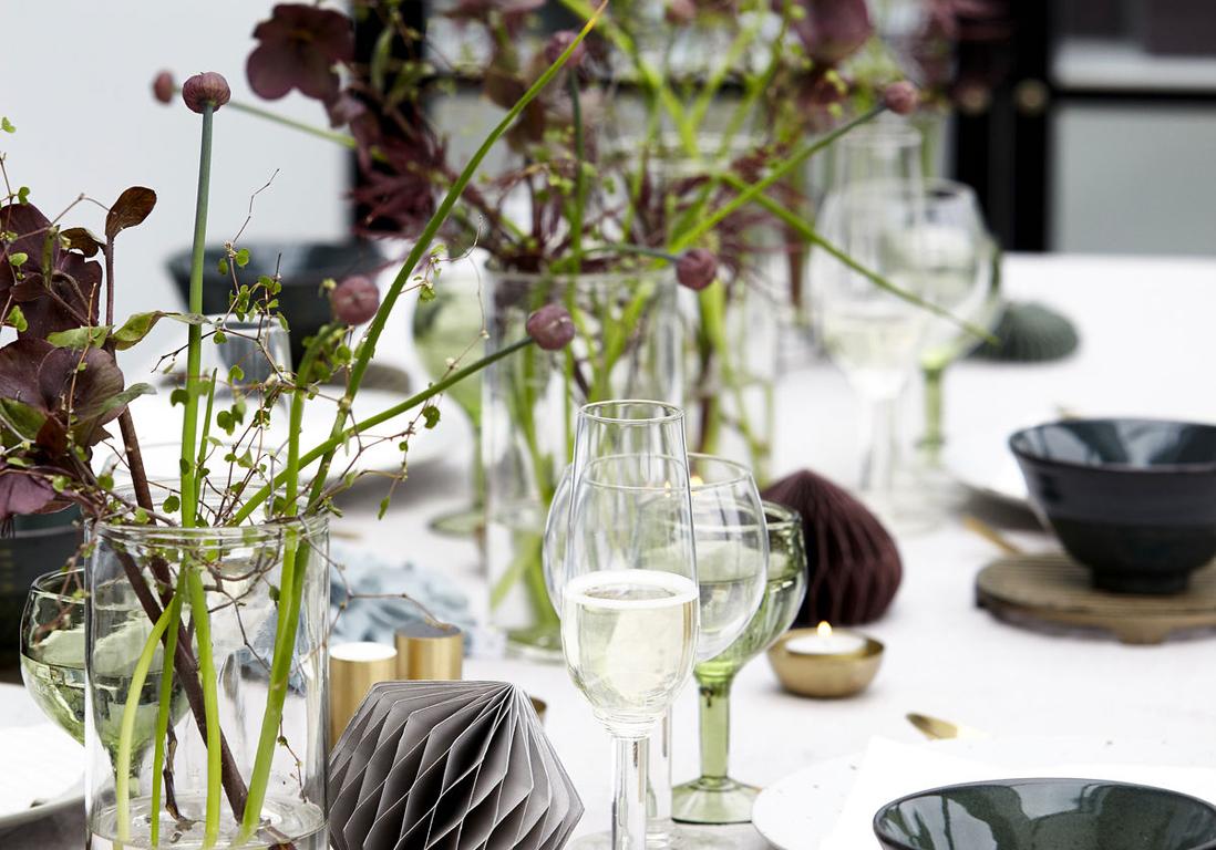 Centre de table de no l nos plus beaux centres de table elle - La table de l ill illkirch ...