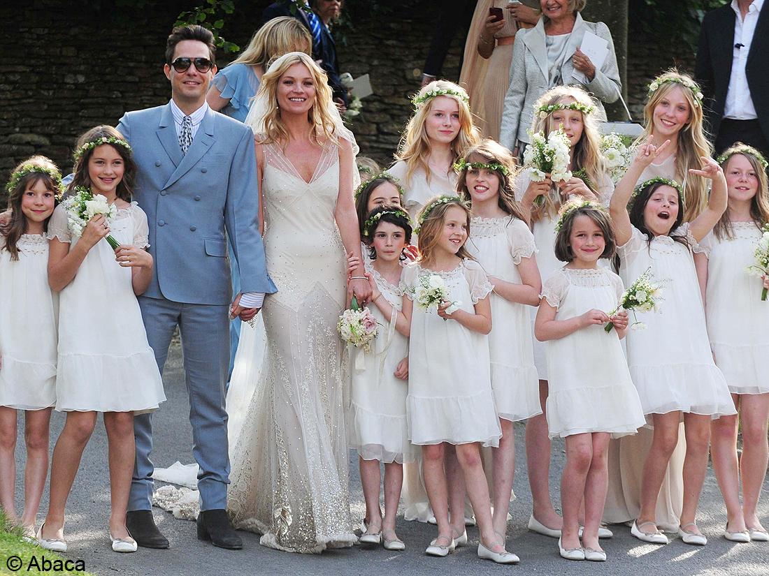 Le mariage de kate moss et jamie hince les meilleures photos de mariage de stars elle - Les photos de mariage ...